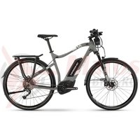 E-Bike Haibike Sduro Trekking 3.5 Men 500Wh BPI grey/white/black matt 2019