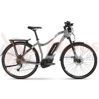 E-Bike Haibike Sduro Trekking 3.5 women 500Wh BPI grey/white/black 2019