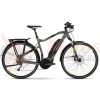 E-Bike Haibike Sduro Trekking 4.0 men 500Wh YCM grey/black/green 2019