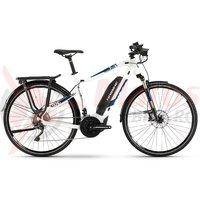 e-Bike Haibike Sduro Trekking 4.0 Men 500Wh YCM white/blue/black 2019
