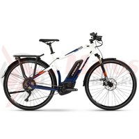 E-Bike Haibike Sduro Trekking 5.0 Men 500Wh BCXI blue/white/orange 2019