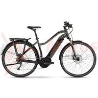 E-Bike Haibike Sduro Trekking 6.0 women 500Wh YCM black/titan/bronze 2019