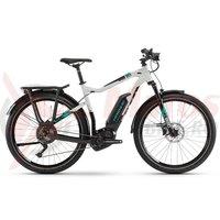 E-Bike Haibike Sduro Trekking 7.0 Men 50Wh BCXI black/grey/turquoise 2019