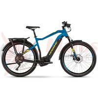 E-Bike Haibike Sduro Trekking 9.0 men 500Wh BCXI black/blue/yellow 2019