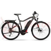 E-Bike Haibike Sduro Trekking S 8.0 Men 500Wh YWC black/titan/red matt 2020