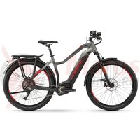 E-Bike Haibike Sduro Trekking S 9.0 Women 500Wh BPI black/titan/red matt 2020