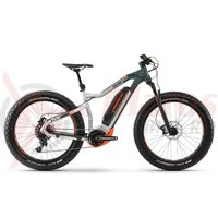 E-Bike Haibike Xduro Fatsix 8.0 500Wh YCS silver/olive/orange matt 2020