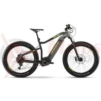 E-Bike Haibike Xduro Fatsix 9.0 500Wh BCXP titan/black/yellow matt 2019