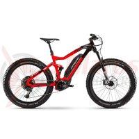 E-Bike Haibike Xduro Fullfatsix 10.0 500Wh YXS red/black/silver 2019