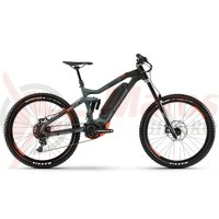 E-Bike Haibile Xduro DWNHLL 8.0 27.5' 500WHh YXS olive/black/orange matt 2019