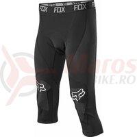 Pantaloni ciclism Enduro Pro Tight [Negru]