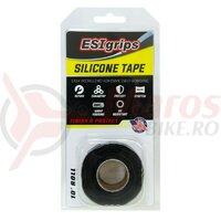 ESI Silicone Tape 10' Roll Black