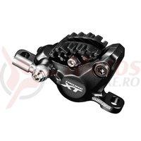 Etrier frana disc Shimano Deore XT BR-M8000 placute J02A cu radiator