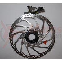 Etrier frana pe disc + Rotor Shimano Saint BR-M800 Spate Hidraulica