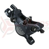 Etrier frana pe disc Shimano SLX BR-M7100, hidraulic, fata sau spate, fara adaptor, placute resin G03S
