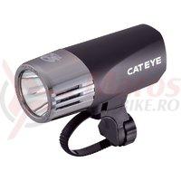 Far Cateye HL-EL520 Negru (include baterii)