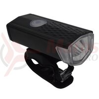 Far Eastpower EBL-2255, 1led CREE-XP-E, 120lumeni, 3functii, incarcare USB, negru