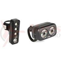 Far Knog Blinder Road Twin-Pack silicon Li-Po USB