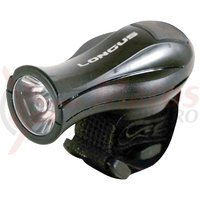 Far Longus 1led 3F negru