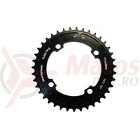 Foaie angrenaj E-THIRTEEN Chainring Guidering 39T (4mm) Jet Black Anodised