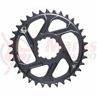 Foaie Angrenaj Sram X-SYNC 2 Direct Mount 3mm Offset Boost - 34T, Gri