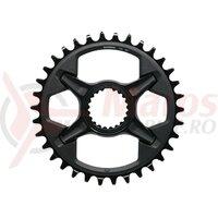 Foaie pedalier Shimano 34T black, pentru FCM8100 1x12v