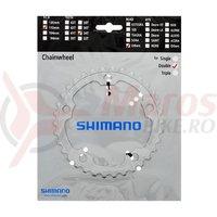 Foaie Shimano FC-2350 34T argintie
