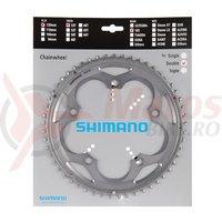 Foaie Shimano FC-5700S 53T-B argintie