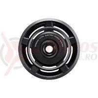 Foaie Shimano SM-CRE60 38T cu CG (singlu) pentru steps FC-E6000 neagra/argintie