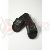 FOX unisex track slides [black]