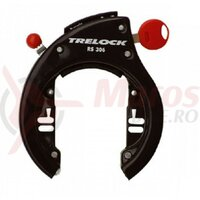 Lacat cadru Trelock black  RS 306AZ  P40