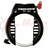 Lacat cadru Trelock RS 300/ZR20, black , AZ, Balloon