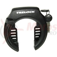 Lacat cadru Trelock RS 351, AZ black, cheie