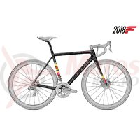 Frameset Focus Izalco Max Disc DI2 FS black freestyle 2018