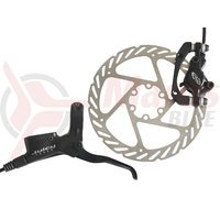 Frana disc fata Avid Juicy 3 160mm negru