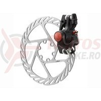 Frana fata mecanica Avid BB5 black 160mm G2