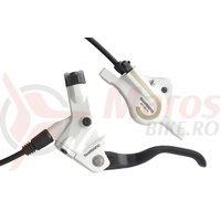 Frana hidraulica disc fata Shimano BR-M575 white