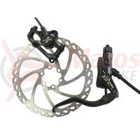 Frana hidraulica disc spate Hayes Stroker Ryde 180mm neagra