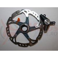 Frana pe disc Caliper Shimano XTR BR-M975 Spate + rotor SM-RT97S