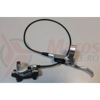 Frana pe disc set asamblat Shimano Alfine BL-S502(L) BR-S500(F) Hidraulica Vrac