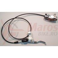 Frana pe disc set asamblat Shimano Alfine BL-S502(L) BR-S501(F) Hidraulica Negru Vrac