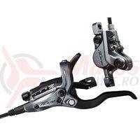 Frana Shimano ST-M4050(L) BR-M4050(F) 100cm fara disc si adaptor