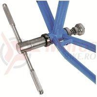 Freza Var Tools pentru cadru/butuc pedalier cutit o 45mm (CD-38300-45)