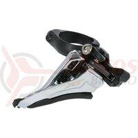 Schimbator fata Shimano Deore XT Side Swing FDM8100-M, FrontPull, 34.9mm, 66-69°