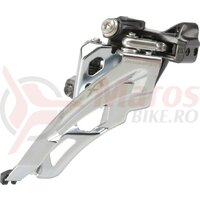Schimbator fata Shimano Deore XT Side Swing FD-M8000HX6, Front Pull, 66-69° Low Cl.