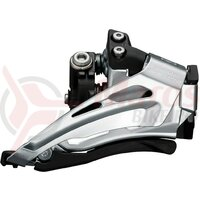 Schimbator fata Shimano Deore Top Swing FDM6025LX6, Down Pull, 66-69