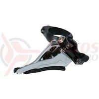 Schimbator fata Shimano SLX Side Swing FDM7100-M, Front Pull, 34.9mm, 66-69°