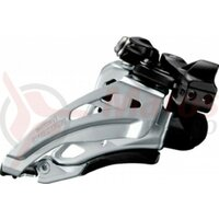 Schimbator fata Shimano Deore Side Swing FD-M617LX6, Front Pull, 66-69°
