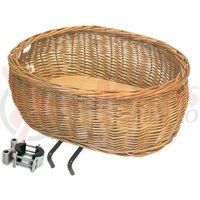 Cos transport animale fata Pluto ecru willow incl. Clamp and cushion