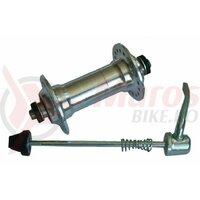 Butuc roata fata Aluminiu  36 bolt with QR Skewer